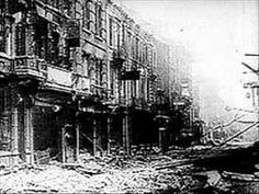 #Serbia  #WWII  06. April 1941. the bombing of Belgrade and the German-led invasion, occupation and dismemberment of Yugoslavia by Adolf Hitler and the Axis powers. The National Library, with 300,000 manuscripts and books from the medieval period, was burned down. Over 1,300 Cyrillic manuscripts from the 12th through 18th centuries were destroyed. Belgrade was reduced to rubble with hundreds of buildings damaged or destroyed.