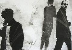 I Came Across Your Shadow: Works by Pawel Kwiatkowski