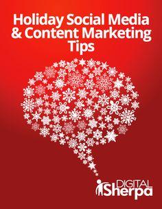Free #Holiday #Marketing Guide For Your Small Business! #SocialMedia #SocialMediaMarketing #Christmas