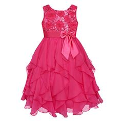 2015 Summer clothes baby gilrs Sequins princess dress girls party dress sleeveless kids clothes free shipping $12.37