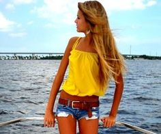 Outfit cute!