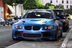 BMW The R's Tuning M3 E92 4