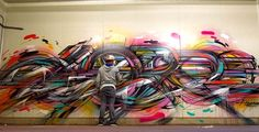 Street Art by HOPARE - France