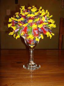 My Creative Way: Jolly Rancher Bouquet