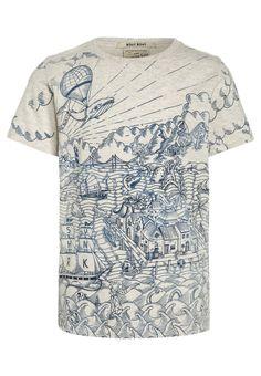 Envíos gratis a toda España. T Shirts, Printed Shirts, Scotch Shrunk, Kobe, Button Down Shirt, Men Casual, Mens Tops, Color, Short Sleeves