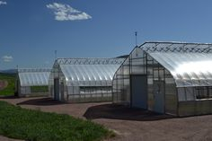 Get your grow going in a High Tunnel from Rimol Greenhouse Systems.