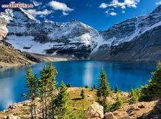 Lago McArthur, Yoho National Park, British Columbia, ...