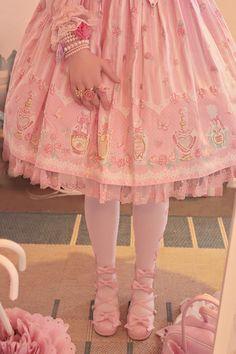 sweet pink lolita