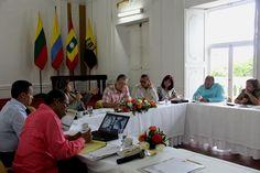 Unicartagena comparte experiencia de Acreditación en Alta Calidad con las universidades públicas de la región Caribe. #Unicartagena