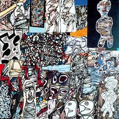 Jean Dubuffet Weaver's vision