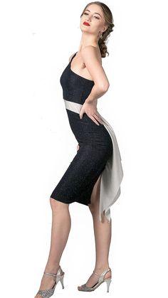 Tango Dress by Atalier Vertex Dance Costumes Lyrical, Lyrical Dance, What To Wear To A Wedding, How To Wear, Ice Dance Dresses, Tango Dress, Argentine Tango, Ballroom Dress, Dance Wear