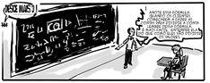 RABISCOS ENQUADRADOS: DESCE MAIS 3! Nº 278,5:FORMULAS MATEMÁTICAS