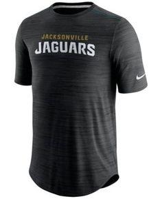 Nike Men's Jacksonville Jaguars Player Short Sleeve T-Shirt - Black XXL
