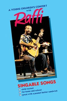 A Young Children's Concert with Raffi (1985)…