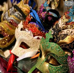 A few words of advice when shopping in #Venice. No matter how pretty everything is, don't buy it all!  Look out for glassware from #Murano, delicate lace from #Burano, and cartapesta (papier-mâché) Carnevale masks. The merchants of Venice aren't big fans of bargaining, so to strike a good deal, try and buy more than one item when you shop.  #Travel #CnK