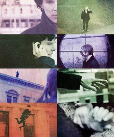 . Sherlock 3, Sherlock Holmes, The Reichenbach Fall, Benedict And Martin, 221b Baker Street, Nerd Love, Geek Out, Johnlock, Martin Freeman