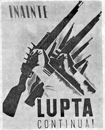 Romania propaganda poster autumn 1944 - pin by Paolo Marzioli