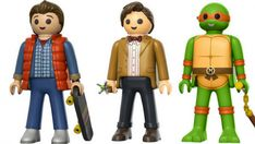 Funko and Playmobil Join Forces To Make Some of the Cutest Figures Ever