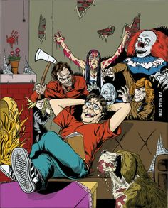 Stephen King and Friends