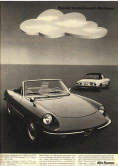Alfa Romeo Spider Germany