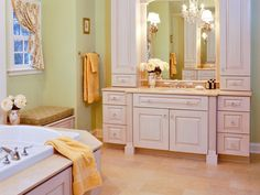 HGTVRemodels shows you creative storage ideas to help clean and organize your…