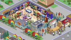 Simpsons Tapped Out Christmas Update 2021 380 Tapped Out Ideas In 2021 The Simpsons Springfield Tapped Out The Simpsons Game