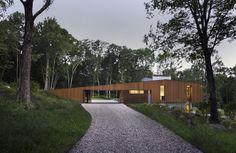 Bridge House | Joeb Moore & Partners Architects, LLC | Archinect