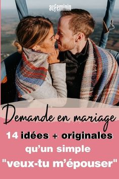 Vous ne savez pas comment lui demander de vous épouser ? On vous aide avec 14 idées de demande en mariage. La créativité va vous surprendre ! /// #demandeenmariage #fiançailles #demandemariage #mariage #aufeminin Marie, Inspiration, Engagements, Cool Ideas, Organization, Biblical Inspiration, Inspirational, Inhalation