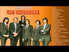87 Ideas De Los Iracundos Los Iracundos Canciones Musica Del Recuerdo