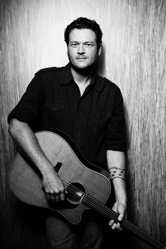 See you in August, good lookin'! ;D #BlakeShelton #HANDSOME