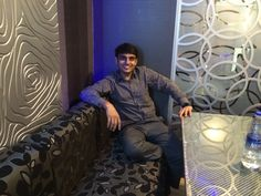 At SWAAD Restaurant in Bangalore