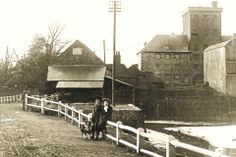 Eling Tide Mill, c1915 New Forest, Southampton, Hampshire, Old Photos, To Go, Cabin, History, House Styles, Places