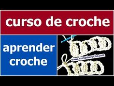 CROCHE - PONTO ALTO DUPLO e PONTOS ALTOS DUPLOS FECHADOS JUNTOS - YouTube