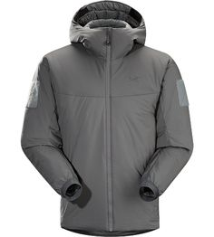 Leaf Arcteryx Atom SV Hoody Men's A cold weather jacket with significant warmth, wind resistance and a roomy fit to wear over other layers.