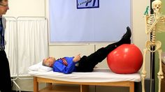 Famous Physical Therapists Bob Schrupp and Brad Heineck demonstrate 4 exercises Brad uses to reduce the pain of his Spondylolisthesis. Brad has been using th. Scoliosis Exercises, Stretching Exercises, Body Exercises, Stretches, Lower Back Exercises, Sciatica, Physical Therapy, Fitness Inspiration, Tips