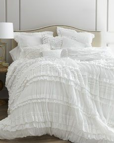 """""""Flores"""" Bed Linens at #Horchow.  Looks beyond comfortable"""