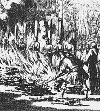 A History of Witchcraft Persecutions