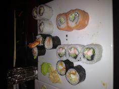 Sushi tiiiiime...!!
