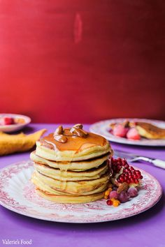 Yummy Pancake Recipe, Yummy Food, Yummy Recipes, Pancakes, Cheesecake, Sweets, Sugar, Cooking, Breakfast