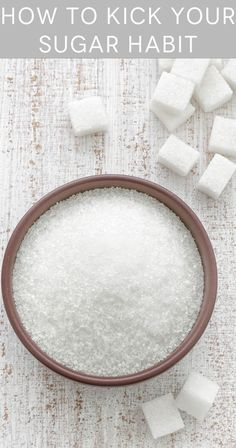 The 5 steps to eliminate sugar from your diet—for good.