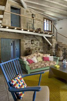Casa de campo en Galicia (De Oito Interiores)