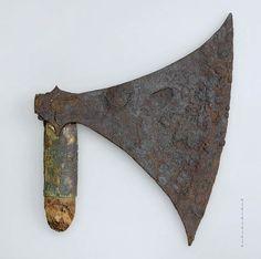 Viking Broadaxe - Langeid