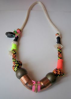Yes please! color, texture, material / Hand Made Domingo Ayala