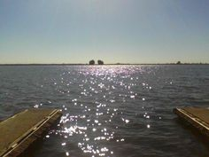 This picture was taken on my cell phone at Lake Yosemite in Merced, CA.