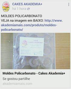 MOLDES POLICARBONATO VEJA na imagem em BAIXO: http://www.akademiamais.com/produto/moldes-policarbonato/