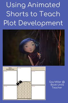 Teaching Ideas and FREE Printable Resources to Teach Plot Plot Diagram, Animation Types, Context Clues, Story Elements, Reading Skills, Roller Coaster, Literacy, Teacher, Student