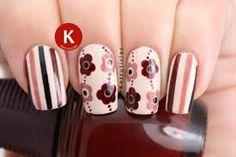 Resultado de imagen para uñas pintadas y decoradas