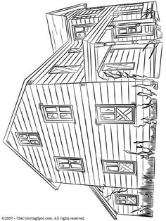 houses to color and print for adults haunted house 2 free printable coloring pages