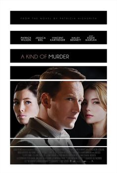 """""""In 1960s New York, Walter Stackhouse (Patrick Wilson) is a successful architect married to the beautiful Clara (Jessica Biel) who leads a seemingly perfect life. But his fascination with an unsolved murder leads him into a spiral of chaos as he is forced to play cat-and-mouse with a clever killer and an overambitious detective (Vincent Kartheiser), while at the same time lusting after another woman (Haley Bennet)."""""""
