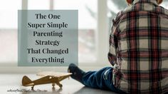 the one parenting strategy that changed everything: give your child a redo